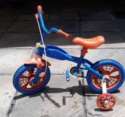 Bicicleta infantil menino usada