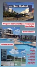 Alugo apartamento San Rafael