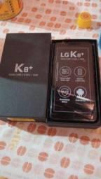 Celular LG K8 novo - R$ 600,00 valor negociável