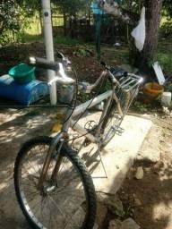 Bicicleta de alumino