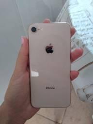 IPhone 8 Rose IMPECÁVEL