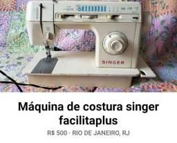 Maquina de costura singer facilataplus