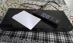 Blu-ray dvd LG bd550 novo