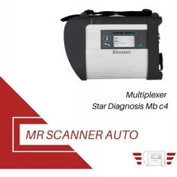 Multiplexer Star Diagnosis Mercedes Mb C4 Com Notebook