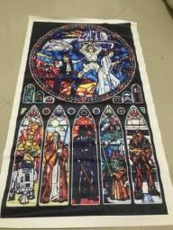 Impressão em tecido - Star Wars