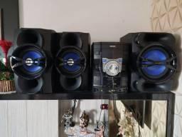 Mini system 800w Philips novissimo
