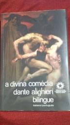 A divina comédia-Dante Alghieri-Bilingue