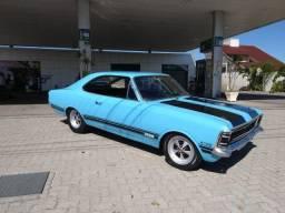 Opala ano 1972 turbo forjado