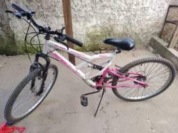 Vendo bicicleta 18 machas Mormaii