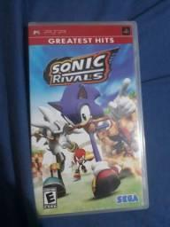 Sonic rivals psp original