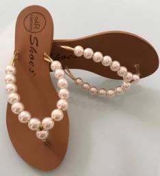 Rasteirinhas Luxo AR Shoes