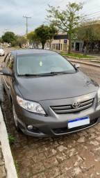 Toyota corolla XEI 09/10 automático 89milkm