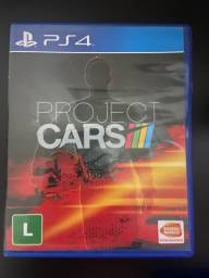 Jogos PS4 (NARUTO,PROJECT CARS,WATCH DOGS)