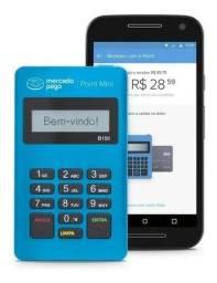Cartão de Crédito - Máquina de Passar - Mercado Pago