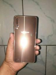 Sansung A7/2018 64 GB 4de ram