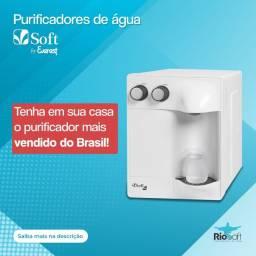 O purificador mais vendido do Brasil na sua casa!