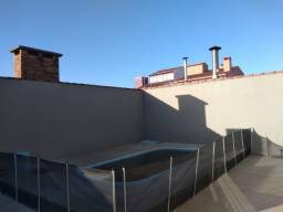 Casa recém construída no Laranjal
