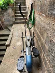 Troco por bike, orbitrek