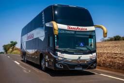 Ônibus Volvo (Entrada+Parcelas)