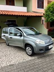 Fiat uno vivace 2013 com gás natural