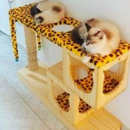 Super promoção de torres com arranhador para gatos