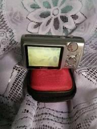 Câmera Canon A470 - Já vai com Cartão Memória