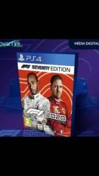 F1 2020 para PS4 midia digital