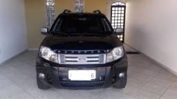 Ford Ecosport Freestyle Preta, 1.6 Flex, com 35.000km originais, impecável - 2011/2011