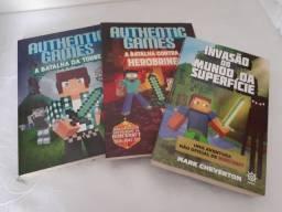 Livros do minecraft