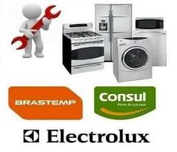 Conserto para Geladeiras, Freezers e balcões refrigerados máquina de lavar