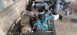Motor Agrale m80 com gerador