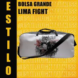 Bolsa Impermeavel quadrada Lima fight