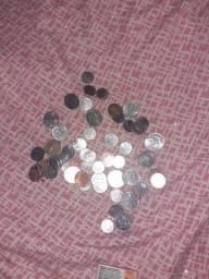 Vendo moeda antigas