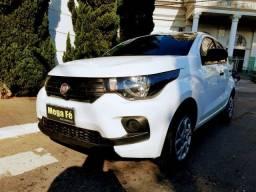 Título do anúncio: Fiat Mobi Like 1.0 Flex Completo Branco Novo Km Baixa