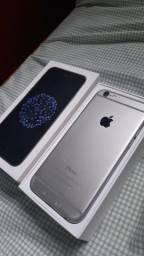 iPhone 6 64gb troco em 7, com volta minha