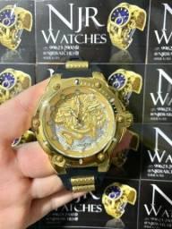 Relógio Invicta dragon automatico novo