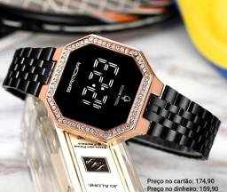 Relógio feminino importado original Sanda exclusivo