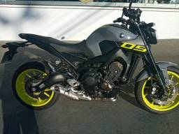 Yamaha MT 09 Abs único dono !!!