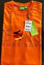 camisetas hugo boss estampadas atacado minimo 10 pcs