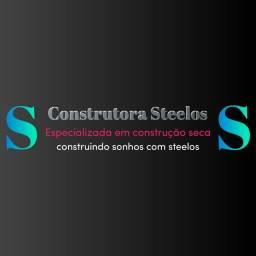 Construção a seco de casas pré moldadas no sistema Steel Frame. O m2 é a partir de. .