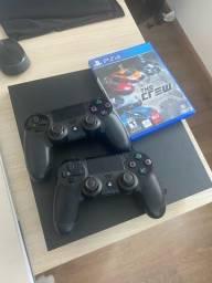 PlayStation 4 - 1 tb - Pouco Usado