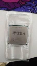 Processador RYZEN 5 com placa de vídeo + cooler + pasta térmica
