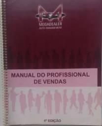 Apostila - Manual Do Profissional De Vendas - 4° edição