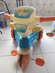 Triciclo Velobaby - Seminovo mesmo!