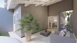 Casa 3 Quartos 2 Suites no Eusébio - CA240