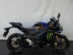 Yamaha R3 Monster 2020 Azul