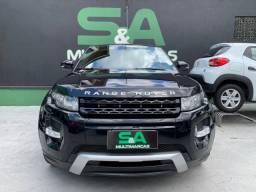 RANGE ROVER EVOQUE 2011/2012 2.0 DYNAMIC TECH 4WD 16V GASOLINA 4P AUTOMÁTICO