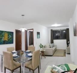 EC- Apartamento 42m, 01 quartos mobiliado, 50 metros do mar
