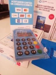 Maquininha de Cartão Por Aproximação (MODELO NOVO)