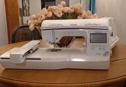 Maquina de bordado eletrônico Brother BP 1430L